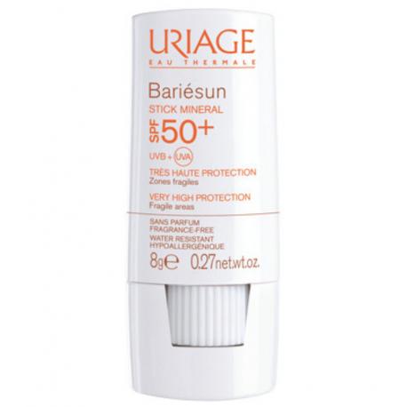 Uriage Bariésun Stick SPF 50+ zones fragiles 8g