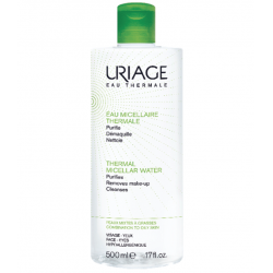 Uriage Eau Micellaire Thermale Visage - Yeux 500 Ml