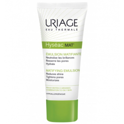 Uriage Hyséac Mat' émulsion Matifiante 40ml