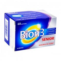 Bion 3 Senior Complément Alimentaire 60 Capsules