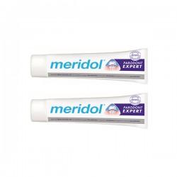 Meridole Dentifrice Parodont Expert Duo 2x75ml