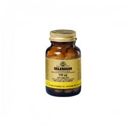 Solgar Selenium 100 Tablettes