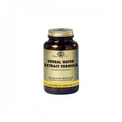 Solgar Herbal Water Formula 100 Gélules Végétales