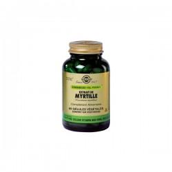 Solgar Myrtille Sfp 60 Gélules Végétales