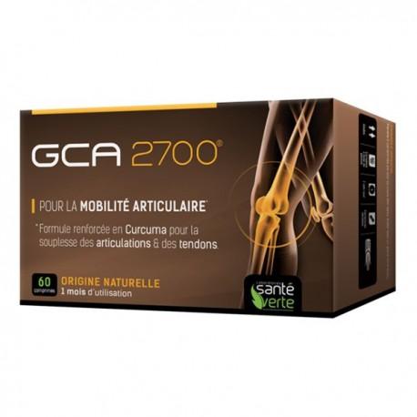 Santé Verte GCA 2700 Pour La Mobilité Articulaire 60 comprimés