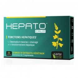 Santé Verte Hépato'calm 20 Comprimés