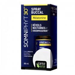 Santé Verte Somni Phyt Mélatonine Spray 20ml