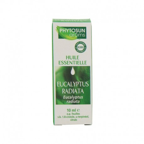 Phytosun arôms huile essentielle eucalyptus radiata 10ml