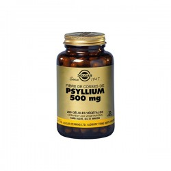 Solgar Psyllium 200 Gélules