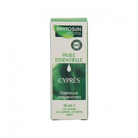 Phytosun arôms huile essentielle cyprès 10ml