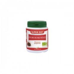 Super Diet Levure De Riz Rouge Bio 150 Gélules