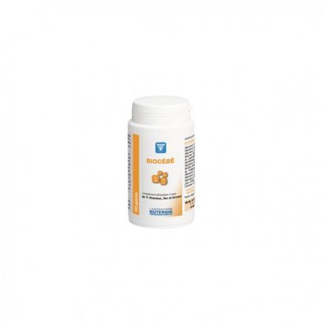 Nutergia biocébé complément alimentaire 100 capsules