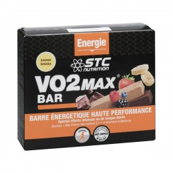 Stc Nutrition Vo2 Max Bar Banane 35g