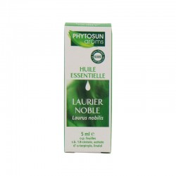Phytosun Arôms Huile Essentielle Laurier Noble 5ml