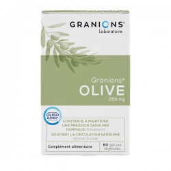 Granions Olive 60 Glules 250mg
