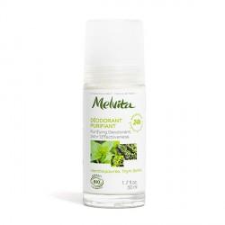 Melvita Déodorant Purifiant Efficacité 24h 50 Ml