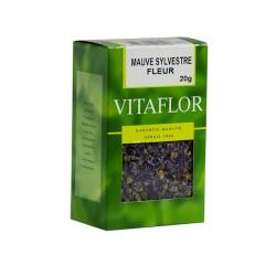 Vitaflor Mauve Fleur En Vrac 20g