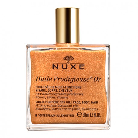 Nuxe huile prodigieuse or 50ml