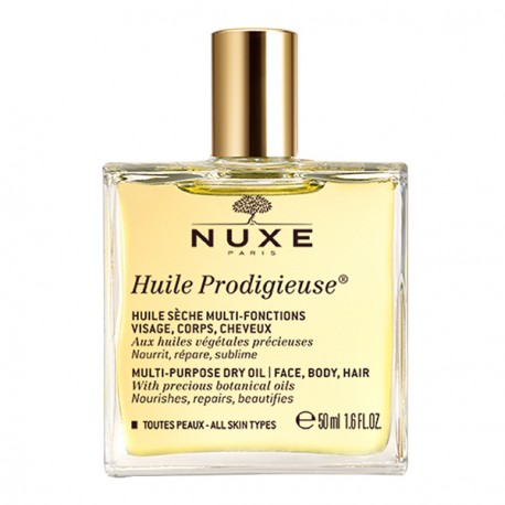 Nuxe Huile Prodigieuse multi-fonctions 50ml