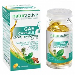 Naturactive Phytaroma G.a.e Complément Alimentaire 45 Capsules