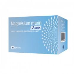 Prescription Nature Magnésium Marin Complément Alimentaire 60 Gélules