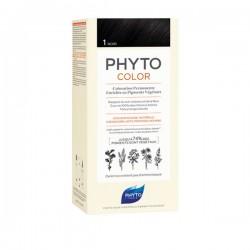 Phyto Phytocolor Coloration Permanente 1 Noir 112ml