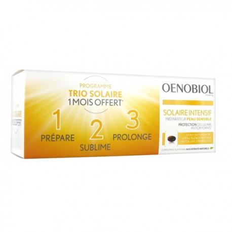 Oenobiol Solaire Intensif Peaux Sensibles - Lot 2x 30 capsules