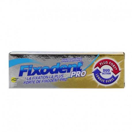 Fixodent oral b pro duo action crème fixative 40g