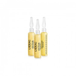 Lierac Cica-filler Sérum Anti-rides Réparateur 3 Ampoules X 10ml