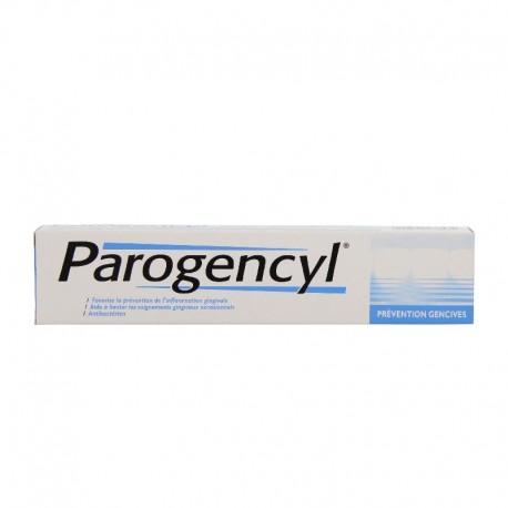 Parogencyl Prévention Gencives dentifrice 75 ml