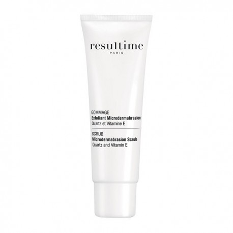Resultime gommage exfoliant microdermabrasion 50ml