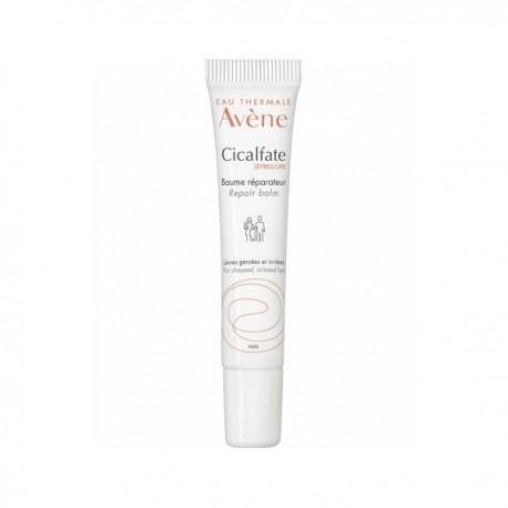 Avène cicalfate lèvres baume réparateur tube 10ml