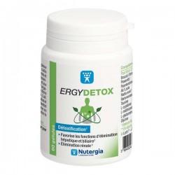 Nutergia Ergydetox Complément Alimentaire 60 Gélules