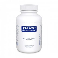 Pure Encapsulations Al Enzymes 120 Capsules