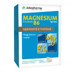 Arkopharma Magnésium Marin Et Vitamine B6 Complexe Relaxant 60 Gélules