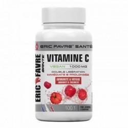 Eric Favre Vitamine C Vegan 100 Comprimés