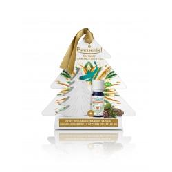 Puressentiel Coffret De Noël Diffuseur Céramique Sapin