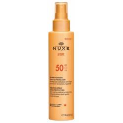 Nuxe Sun Spray Solaire Visage Et Corps Spf50 150ml
