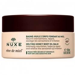 Nuxe Rêve De Miel Baume-huile Corps Fondant Au Miel 200ml