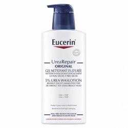 Eucerin Urearepair Original Gel Nettoyant 5% D'urée 400ml