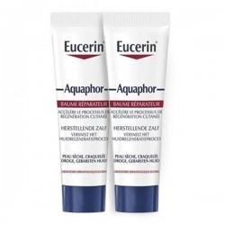 Eucerin Aquaphor Baume Réparateur 2x10ml