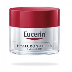 Eucerin Hyaluron-filler Volume-lift Soin De Jour Peau Sèche 50ml