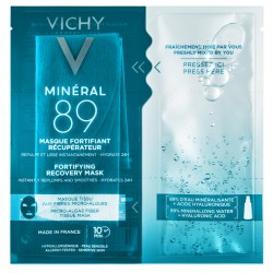 Vichy Minéral 89 Masque Fortifiant Récupérateur Minéral 29g
