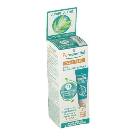 Puressentiel S.O.S Peau soin anti-imperfection