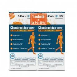 Granions Chondrostéo+ Fort Articulations 2x120 Comprimés