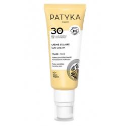 Patyka Crème Solaire Visage Spf 30 Formule Anti Oxydante 40ml