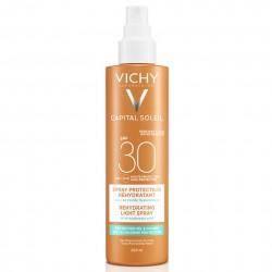 Vichy Capital Soleil Spray Protecteur Réhydratant Spf30 200ml