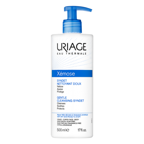 Uriage eau thermale xémose syndet nettoyant doux 500ml