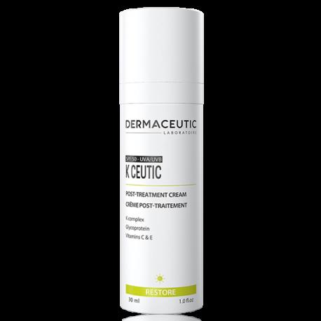 Dermaceutic k ceutic crème post-traitement spf50 30ml