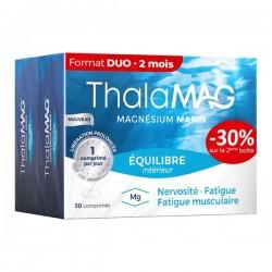 Iprad Thalamag Magnésium Marin équilibre Intérieur 2x30 Comprimés